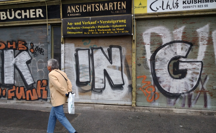 """#41 wo bleibt das """"Gschäft"""" wenn kaum jemand mehr einkauft und viele Läden geschlossensind?"""