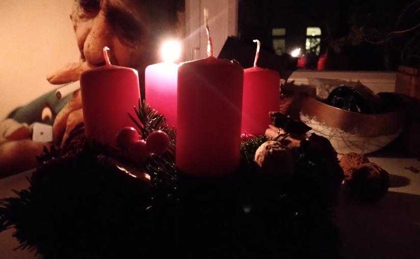 #47 Advent – Licht ins Dunkel, ohne Finsternis keinLicht